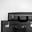 Suitcases by Sanne Thijs