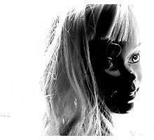 Wistfulness of Ophelia Photographic Print