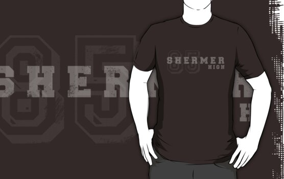 Shermer High '85 by zebradesign