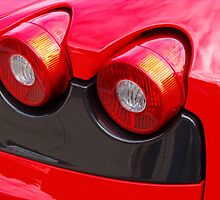 Ferrari Lights by Anthony Bardaro