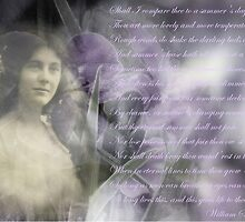 """""""Shall I Compare Thee to a Summers Day..."""" by Rosehaven"""