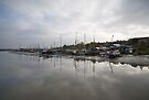 Maldon Estuary by Nigel Bangert