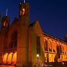Bonython Hall, Adelaide by Ali Brown