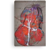 "Nude, Bernard Lacoque-14  ""Back....... again"" Canvas Print"