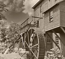 Wade's Mill by Kathy Jennings
