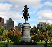 Boston Common by djphoto
