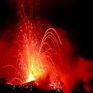 Earth of Fire by Saka