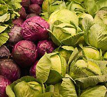 Fresh Produce by Joy  Rector