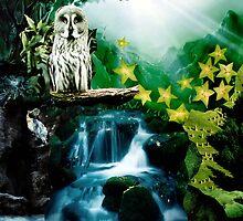 Secrets of Nature by Yvonne Pfeifer