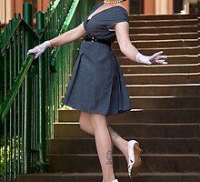 What a Dame! by Malcolm Katon