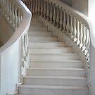 STAIRS -white magic ....  by marella