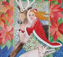 Winter's Wonderland by Laura J. Holman