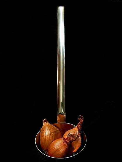 The Ladle of Shallot by Mike Oxley