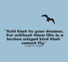 Hold Fast to your Dreams by Sherene Clow