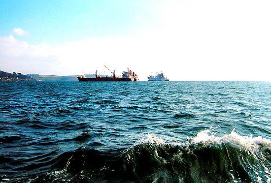 Tanker by Shoshonan