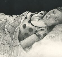 sleeping with polkadots by djones