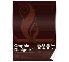 Graphic Designer Poster