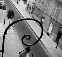 Parisan Street Lamp by dansLesprit