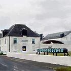 Bruichladdich Distillery, Islay, Scotland by Ian Gray