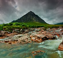Buachaille Etive Mor by James Grant