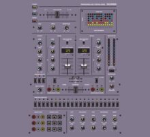 Self Control Mixer by heavyhand
