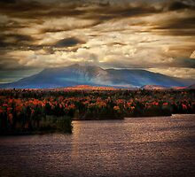 Mt. Katahdin from Northern Maine by Gary Smith