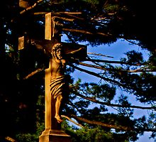 The Crucifix by Phil Campus