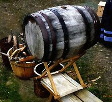 The Old Beer Barrel by RC deWinter