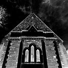 Darkened Church by Kelly Robinson