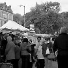 Skipton Market by Stan Owen