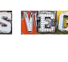 Las Vegas by Steve Lovegrove