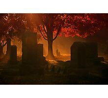 Samhain's Fire Photographic Print