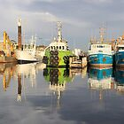"""Harbour Morning"" 