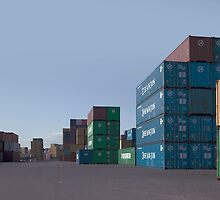 Containers by L B