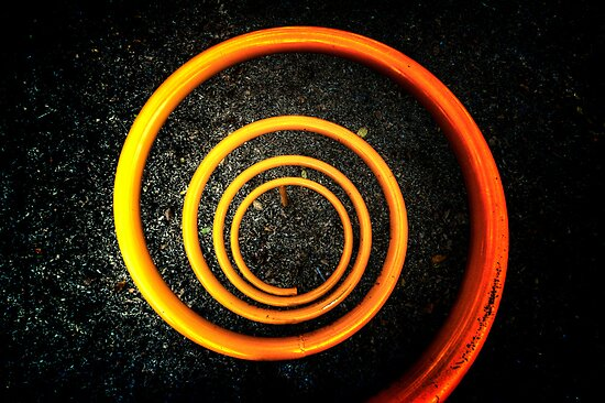 Orange Around by Bob Larson