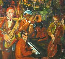 Jazz by Racheli