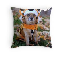 Happy Halloween to One and All Throw Pillow