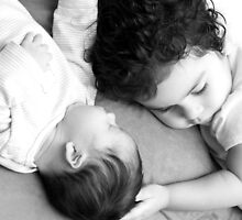 Siblings by Roger Coelho