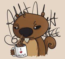 coffee addict by lunaticpark