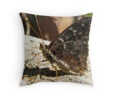 Butterfly ~ Empress Leilia Throw Pillow