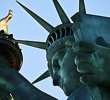 Statue of Liberty - New York by skphotography