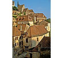 Beynac, Dordogne, France, 1980's Photographic Print