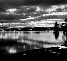 The Two Bridges by Chris Clark