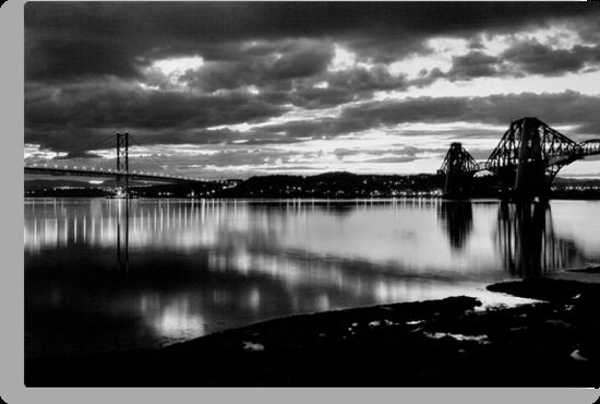 The Two Bridges by Chris Clark