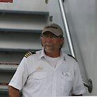 Cruise Captain by Allen Gaydos