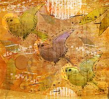 song birds by Karin  Taylor
