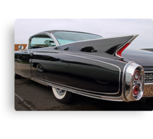 Ghost Caddy Canvas Print