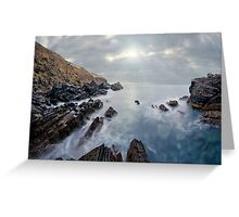 Myponga Beach Greeting Card
