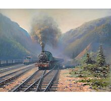 Coal country Photographic Print