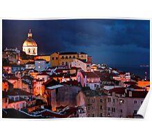 Lights of Lisboa 2 Poster